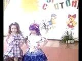 показ мод в детском садике
