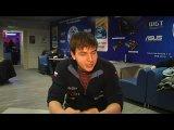 Интервью на ASUS Winter 2010 Алексей